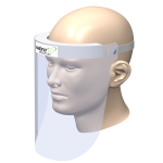 Sabre Medical Face Shield